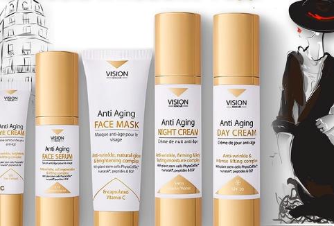 Vision Skin Care козметика за лице