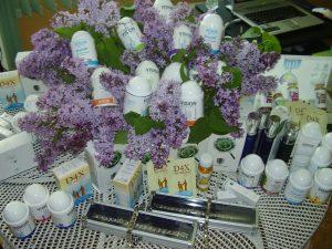 Продукти за здраве, красота и дълголетие от Vision