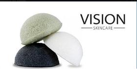 Три вида Гъба Спонж Vision Skin Care
